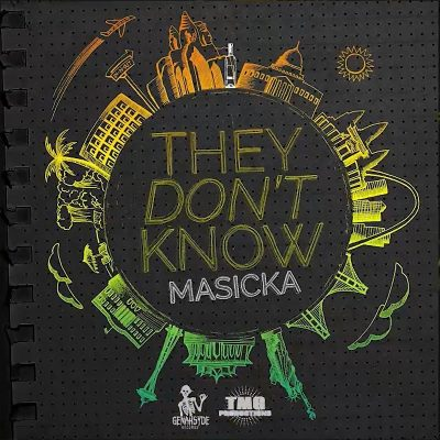 masicka they dont know artwork